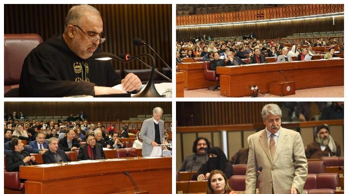 کورونا وائرس کے حوالے سے اسپیکر قومی اسمبلی کی سربراہی میں پارلیمانی کمیٹی قائم