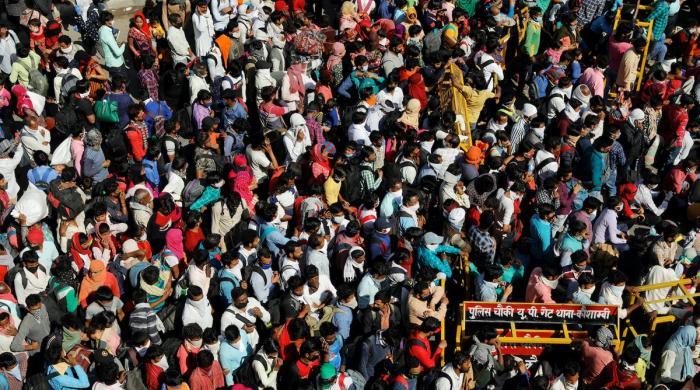 بھارت میں کورونا پھیلانے والے گرو کی ہلاکت، 15 ہزار افراد قرنطینہ میں داخل