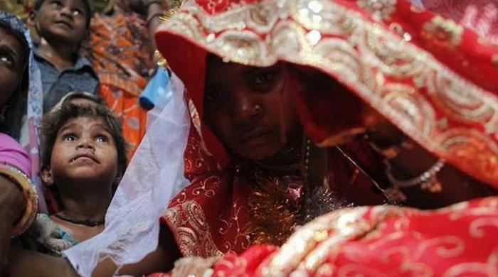 12 سالہ بچی کی 50 سالہ ادھیڑ عمر سے شادی کرادی گئی