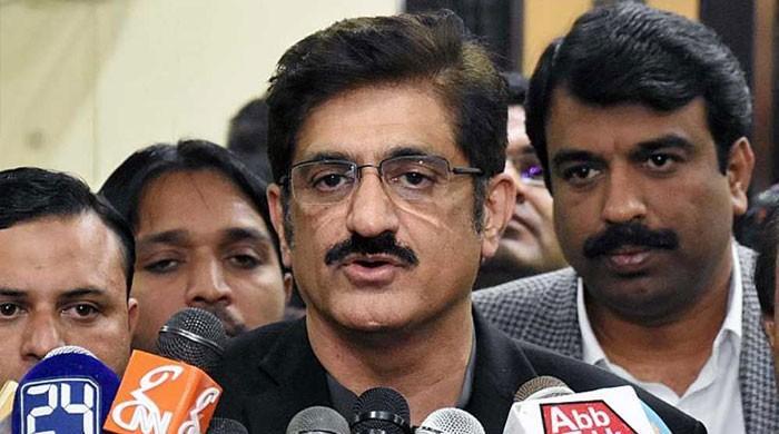 سندھ میں 10 ہزار سے زائد کورونا ٹیسٹ کر لیے: مراد علی شاہ