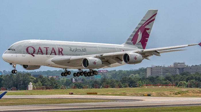 قطر ائیرویز کا 13 جولائی سے پاکستان کیلئے فضائی آپریشن بحال کرنے کا اعلان