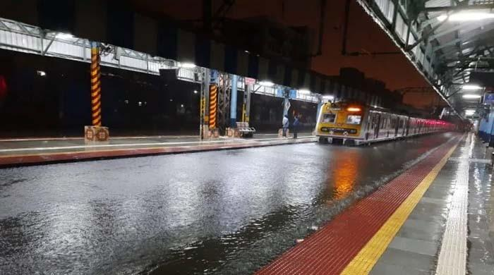 ممبئی میں بارشوں کا 46 سالہ ریکارڈ ٹوٹ گیا