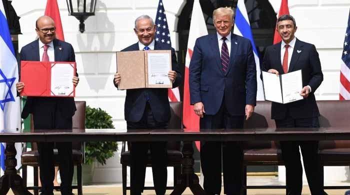 'مزید 5 ممالک کا اسرائیل سے معاہدے کیلئے سنجیدگی سے غور'