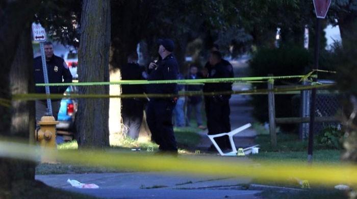 نیویارک کے شہر روچیسٹر میں فائرنگ سے 2 افراد ہلاک، 14 زخمی
