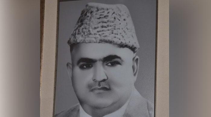 والد ِمحترم سیّد علمدار حسین گیلانی کی یاد میں!