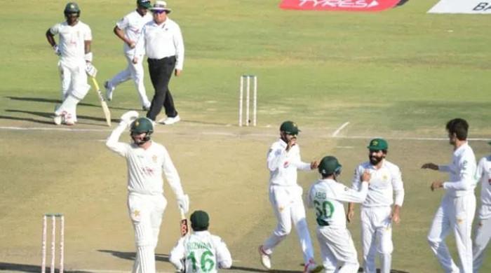 آئی سی سی کی نئی ٹیسٹ رینکنگ جاری،کوئی پاکستانی بولر ٹاپ ٹین میں شامل نہیں