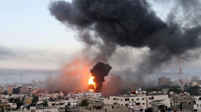 فلسطین کشمیر کو چھوڑیں، امریکہ کی جنگ ہو تو بتائیں