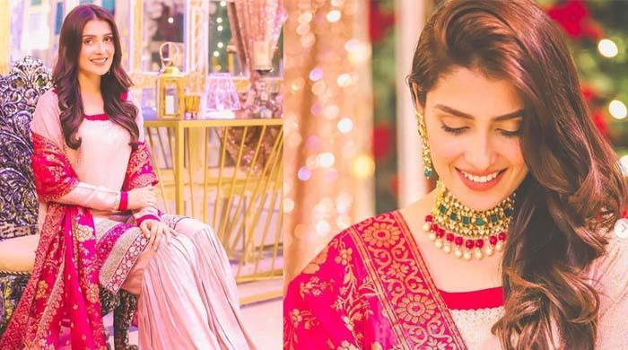 عائزہ خان انسٹاگرام پر سب سے زیادہ فالو کی جانے والی پاکستانی اداکارہ