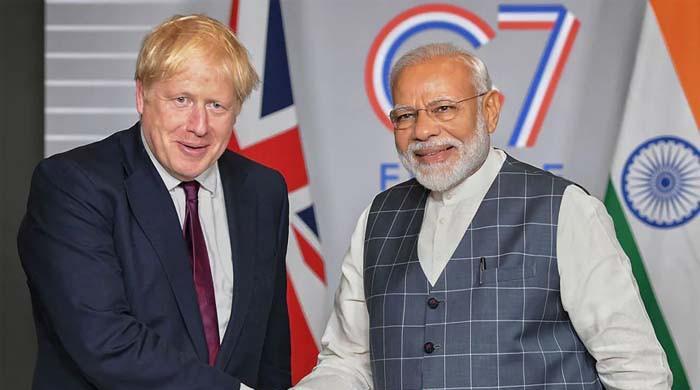 برطانیہ نے بھارت کیلئے سرحدیں کیوں بند نہیں کیں؟ بھانڈا پھوٹ گیا