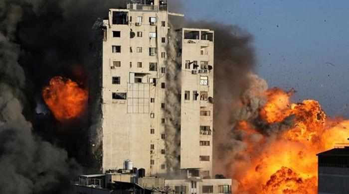 فلسطین کے معاملے پر امریکا کا دہرامعیار، چین نے شدید ردعمل کا اظہار کردیا
