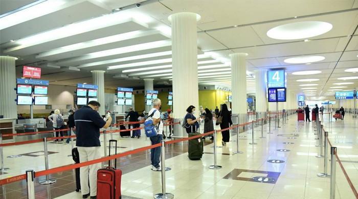 پاکستان سمیت 6 ممالک میں پھنسے اماراتی ویزا ہولڈرز کیلئے استثنیٰ کا اعلان