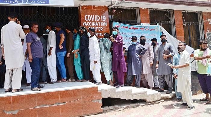 پاکستان میں کورونا نے مزید 46 زندگیاں نگل لیں