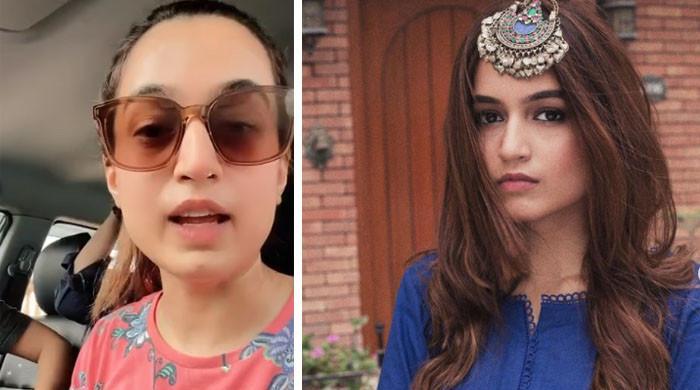 کراچی میں اداکارہ حرا خان کے ساتھ دِن دہاڑے لوٹ مار کی کوشش