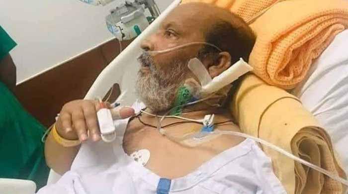 جارج واشنگٹن اسپتال میں عمر شریف کے علاج کی تمام تیاریاں ہوچکیں: اہلیہ